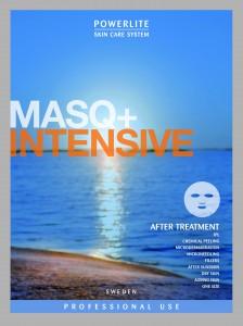 Powerlite MASQ+ Intensive, professional use