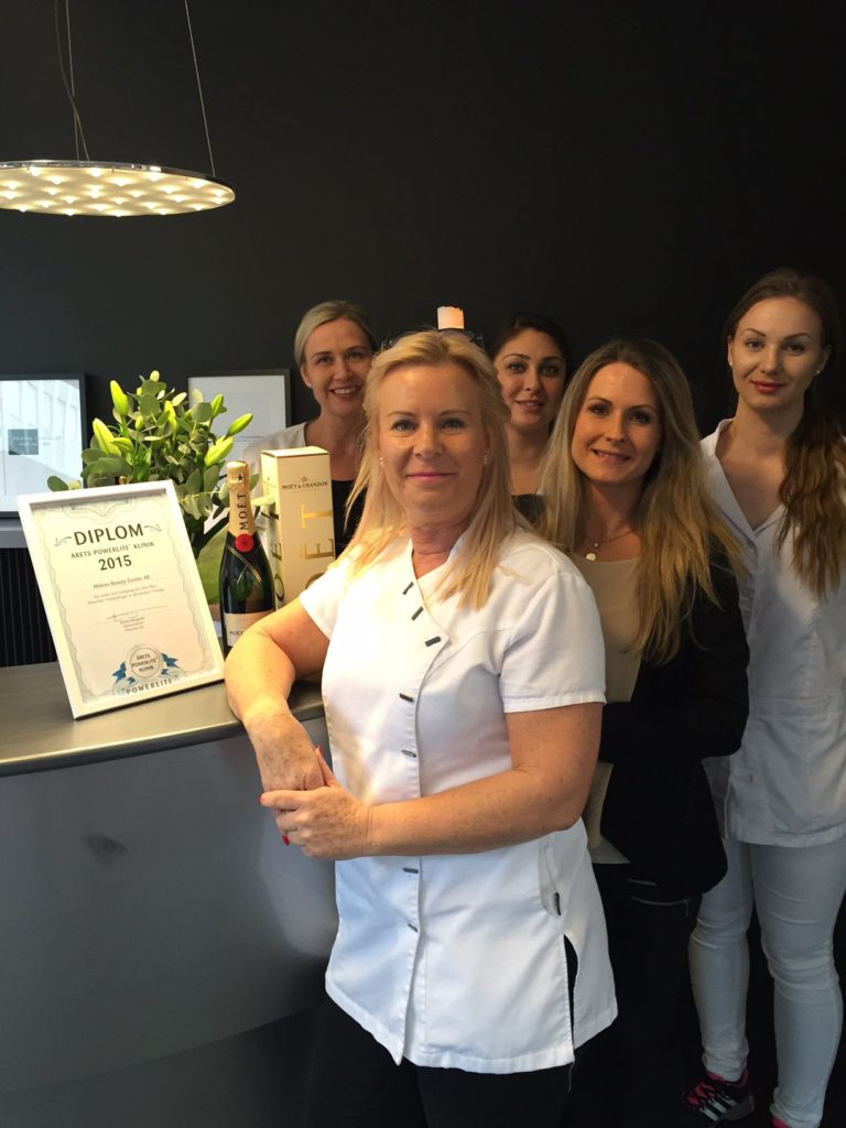 helens beauty center borås