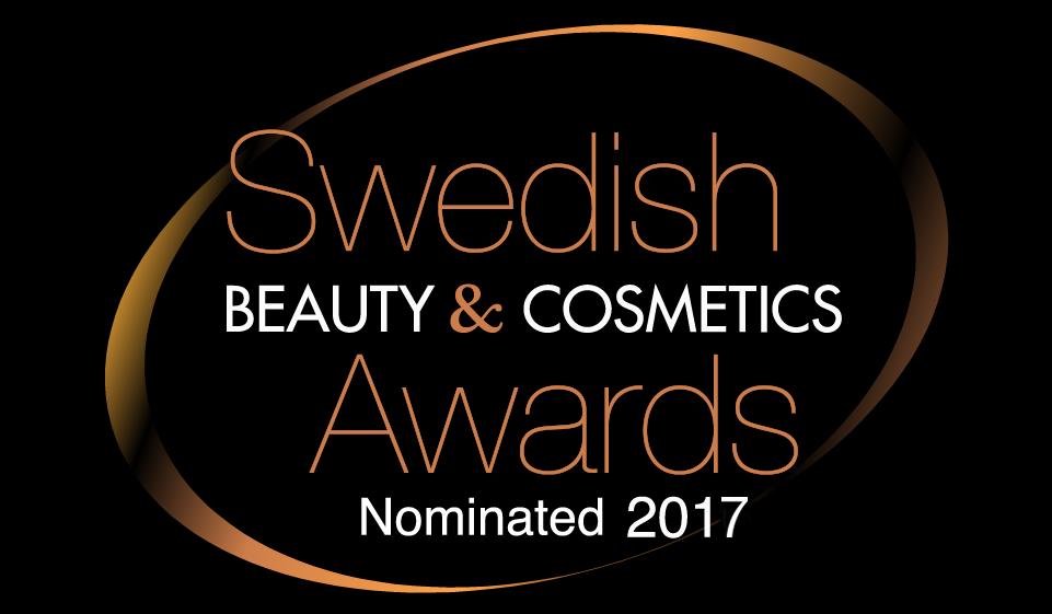 swedish beauty & cosmetics awards